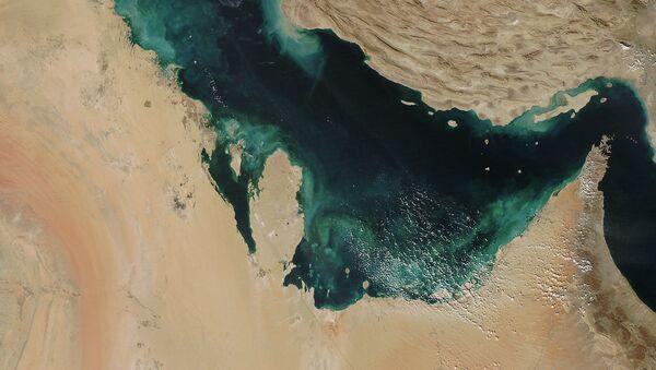 Vue satellite du Golfe persique - Sputnik France