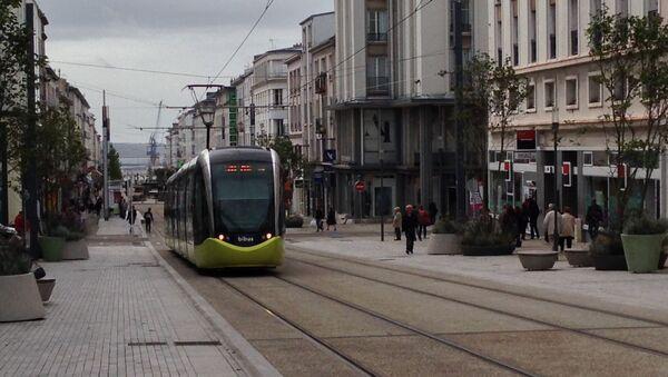 Brest, France - Sputnik France