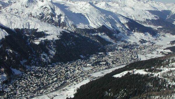 Davos - Sputnik France