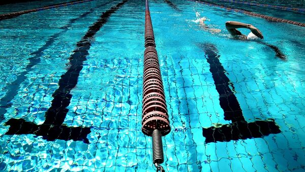 Une piscine - Sputnik France