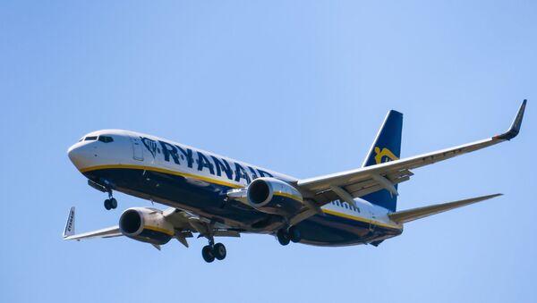 Un Boeing 737 de Ryanair  - Sputnik France