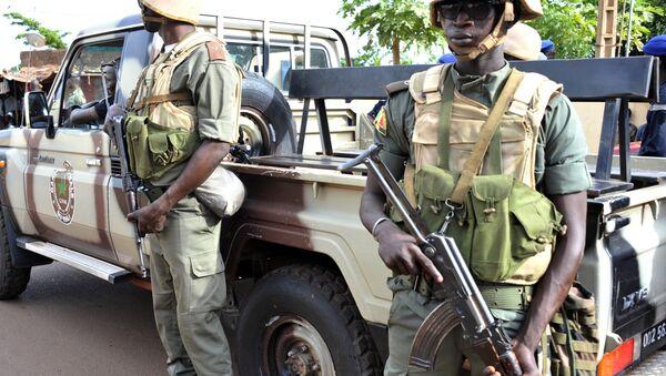 Soldats maliens à Bamako (archive photo) - Sputnik France