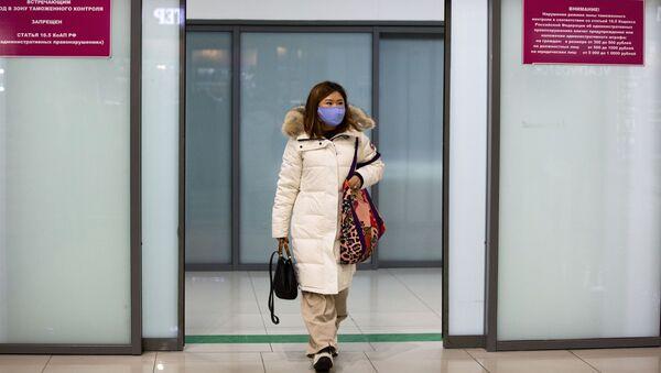 Coronavirus chinois - Sputnik France