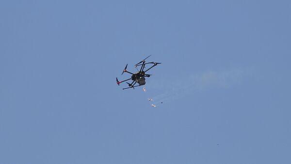 Un drone israélien - Sputnik France
