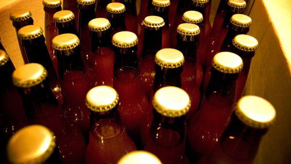 Beer bottles - Sputnik France