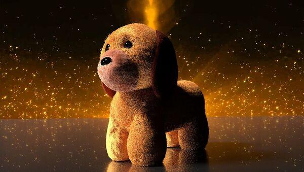 Un chien-jouet - Sputnik France