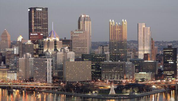 Pittsburgh - Sputnik France