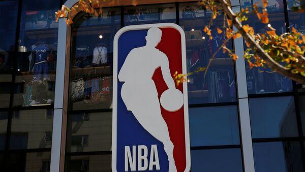 Logo de la NBA  - Sputnik France