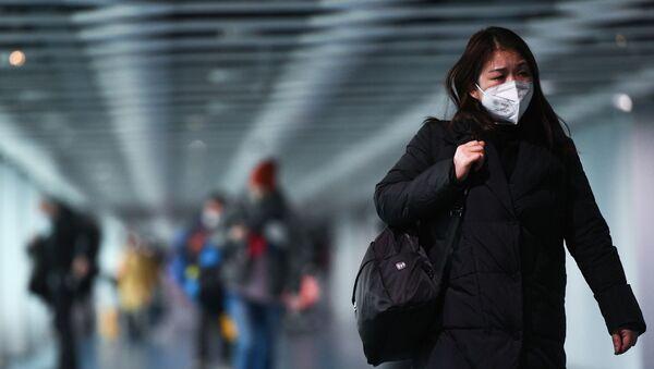Une touriste chinoise (image d'illustration) - Sputnik France