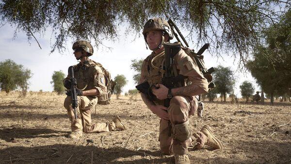 Soldats français au Mali//opération Barkhane - Sputnik France