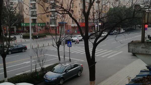 2020, la ville chinoise de Wuhan  - Sputnik France