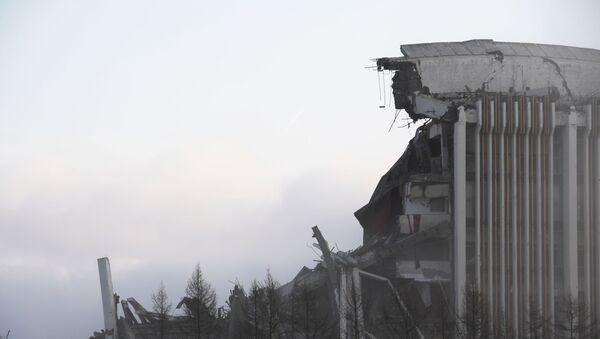В Петербурге произошло обрушение при демонтаже СКК - Sputnik France
