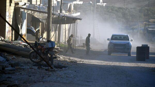 Siituation en Syrie (Photo d'archives) - Sputnik France