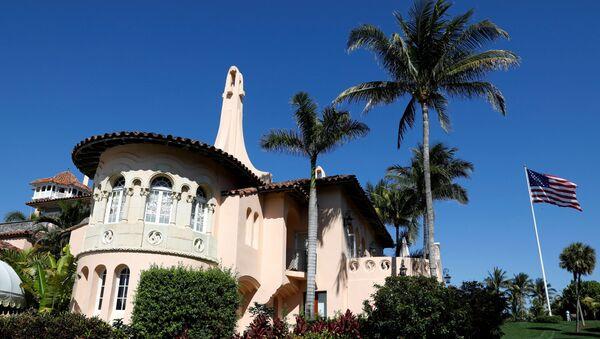 La résidence de Donald Trump Mar-a-Lago en Floride - Sputnik France