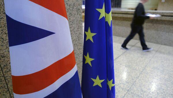 В ночь на 1 февраля 2020 года Великобритания выйдет из ЕС - Sputnik France