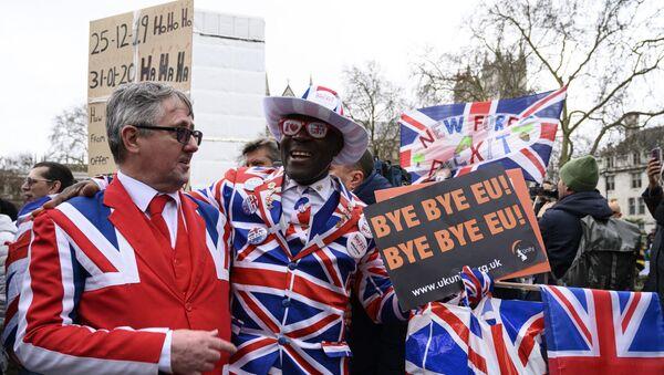 Le Brexit est devenu effectif - Sputnik France