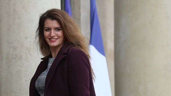 Marlene Schiappa - Sputnik France