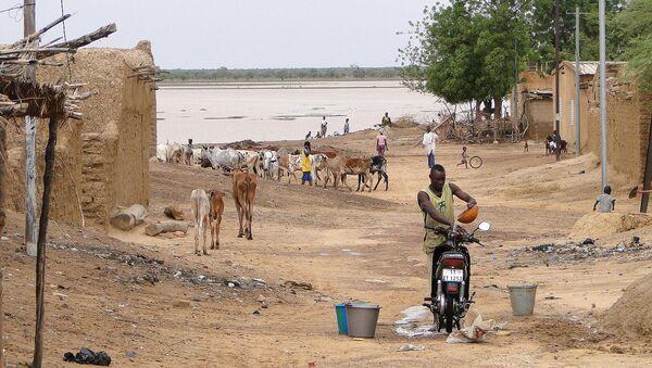 Street Scene - Dori - Sahel Region - Burkina Faso - Sputnik France