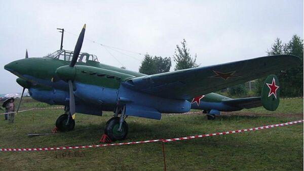 Petliakov Pe-2 - Sputnik France