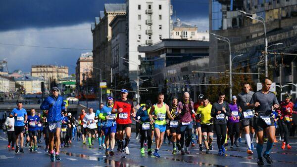 VII Московский марафон - Sputnik France