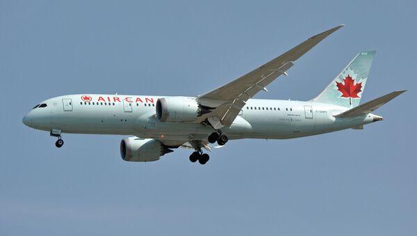 Boeing 787 Air Canada - Sputnik France