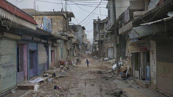 Afrine, Syrie (archive photo) - Sputnik France