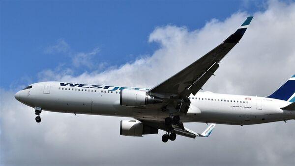 Un Boeing 767-300 de WestJet (archive photo) - Sputnik France