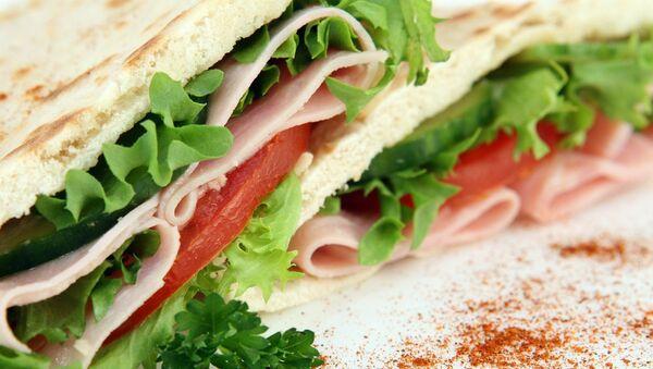 Un sandwich - Sputnik France