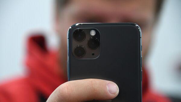 iPhone 11 - Sputnik France