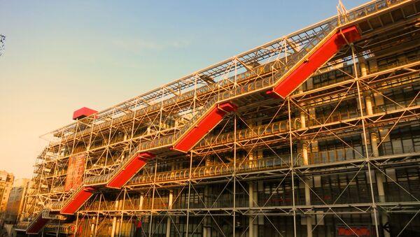 Centre Pompidou - Sputnik France