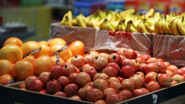 Магнит приостановил импорт фруктов и овощей из Китая - Sputnik France