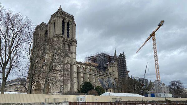 Notre-Dame de Paris, février 2020 - Sputnik France
