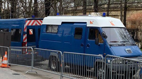 Voiture de gendarmerie - Sputnik France
