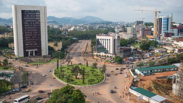 Yaounde, Cameroun - Sputnik France