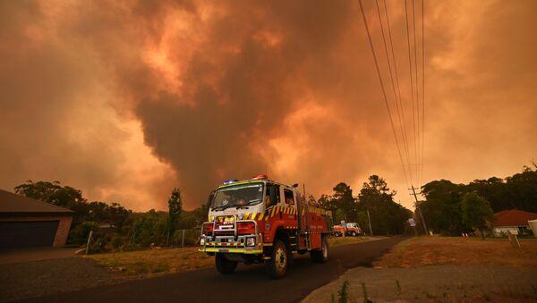 Incendies en Australie - Sputnik France