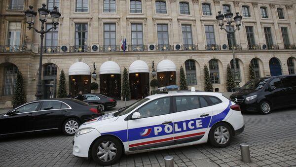 Une voiture de police - Sputnik France