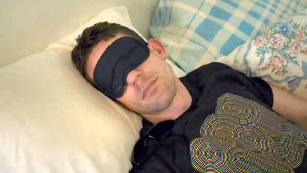 Un dormeur - Sputnik France