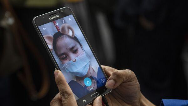 Ситуация в Гонконге в связи с коронавирусом - Sputnik France