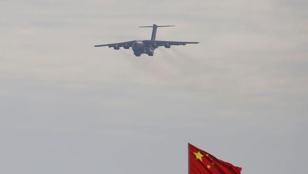 Avion chinois Y-20 - Sputnik France