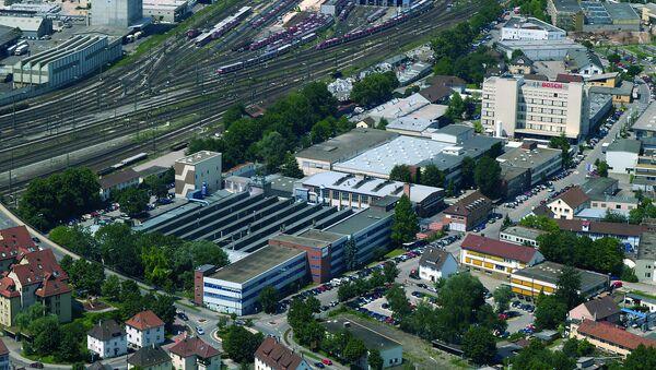 CeramTec site at Plochingen (Germany) in 2005 - Sputnik France
