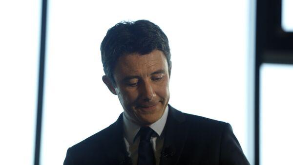 Benjamin Griveaux - Sputnik France