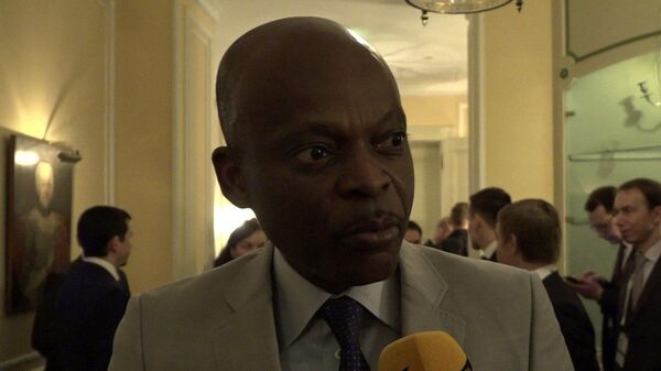 Robert Dussey, Ministre des Affaires Etrangères du Togo - Sputnik France