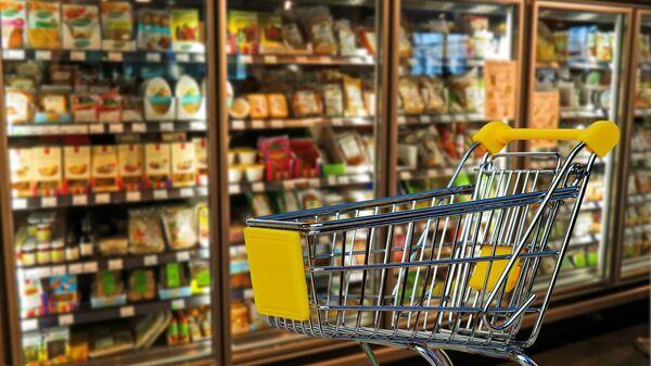 Un supermarché, image d'illustration - Sputnik France