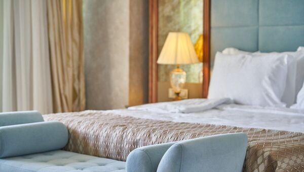 Chambre d'hôtel - Sputnik France