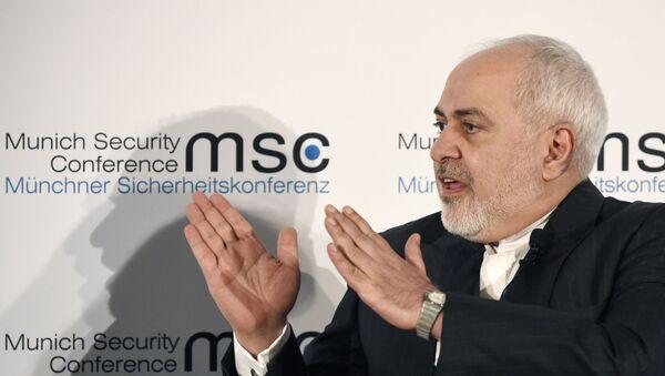 Mohammad Javad Zarif - Sputnik France