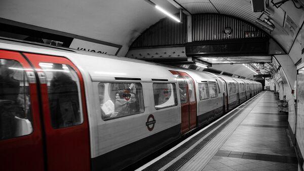 métro de Londres - Sputnik France