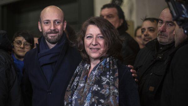 Agnès Buzyn et Stanislas Guerini, le 16 février 2020 - Sputnik France
