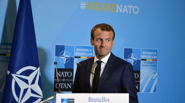 Саммит НАТО в Брюсселе. День второй - Sputnik France