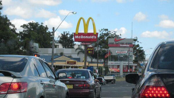 McDonald's à Sydney - Sputnik France