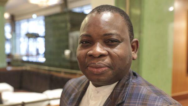 Christian Trimua, ministre togolais - Sputnik France